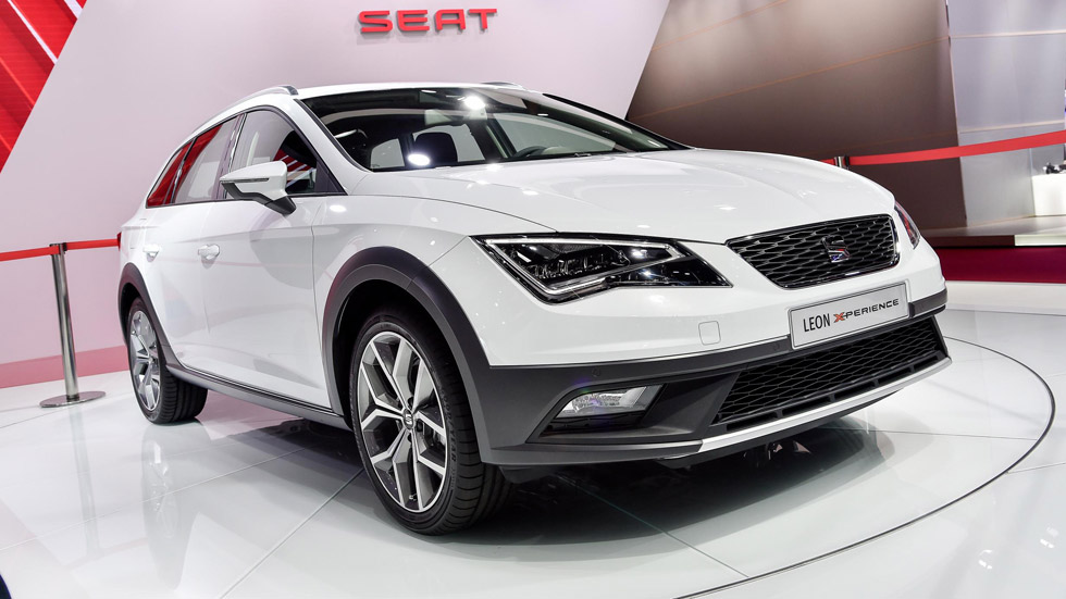 Seat León X-Perience, el familiar se viste de aventurero