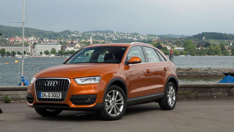 Seat Martorell ralentiza la producción del Audi Q3