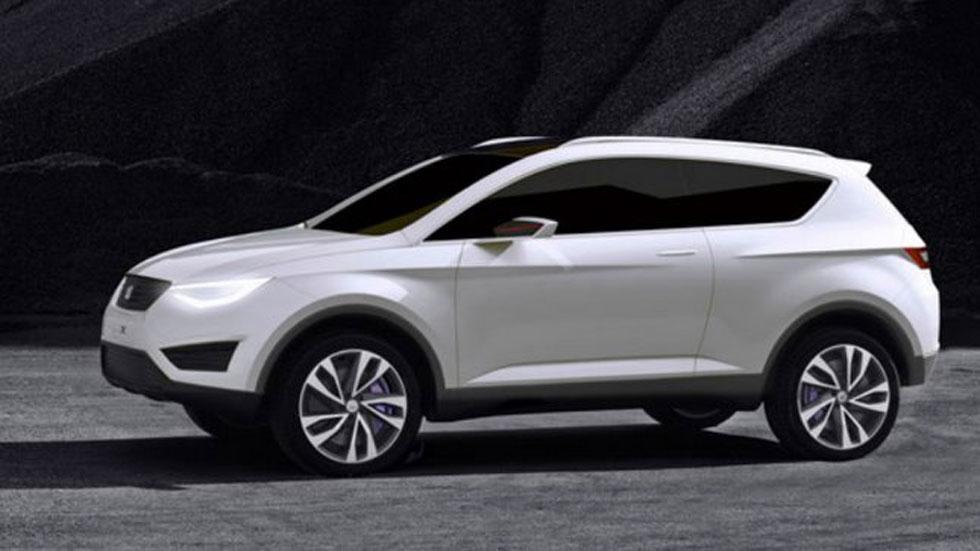 VW confirma la producción de un SUV para Seat