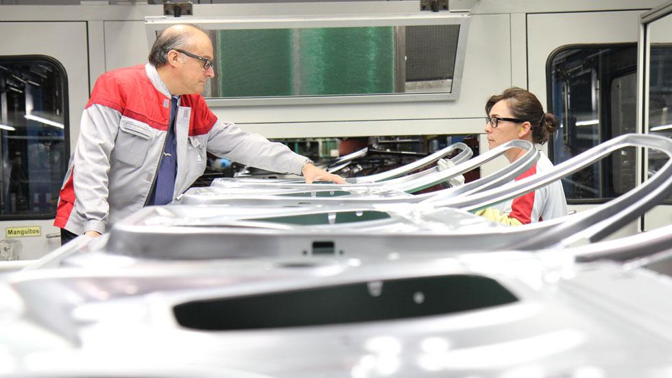 El sector del automóvil factura un 8,5 por ciento más en 2014