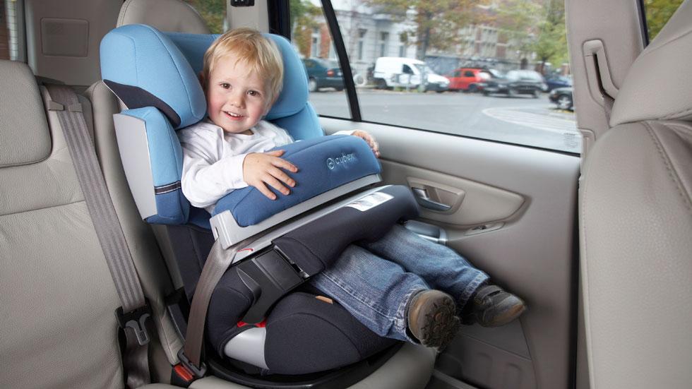 Seguridad infantil: 5 dudas que surgen con la nueva Ley de Tráfico
