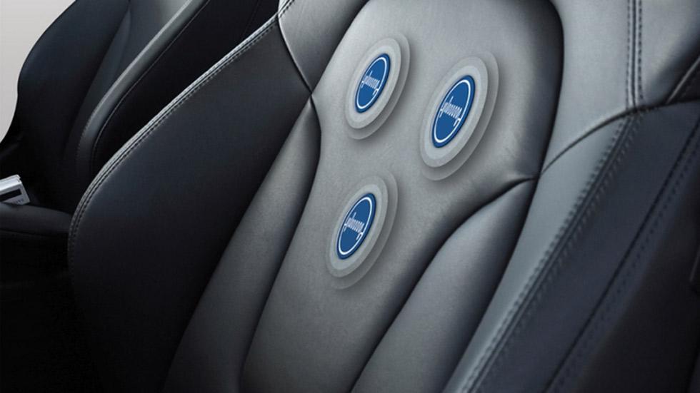 El sensor de asientos que detecta si te duermes
