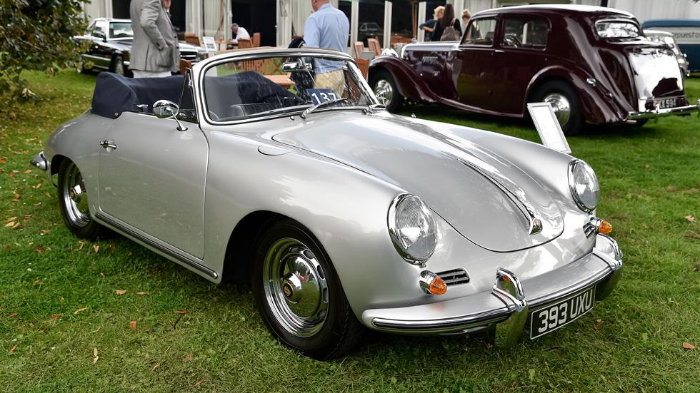 Más servicios para los Porsche clásicos