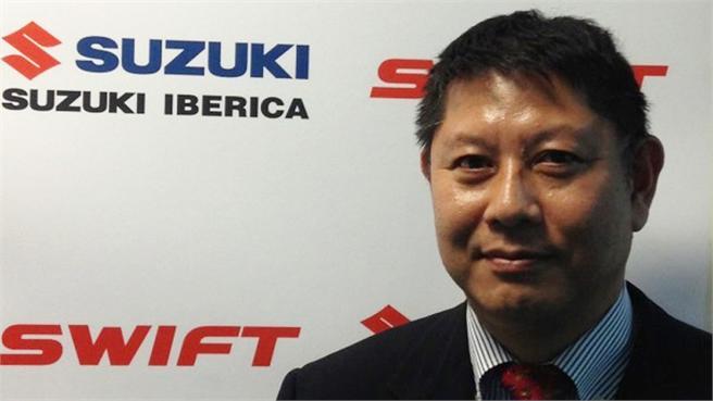 Shigeo Katsuki, nuevo presidente de Suzuki Motor Ibérica