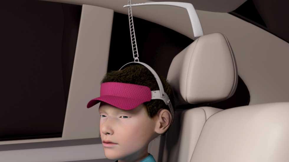 SiestUP: el cuello de los niños, a salvo en viajes