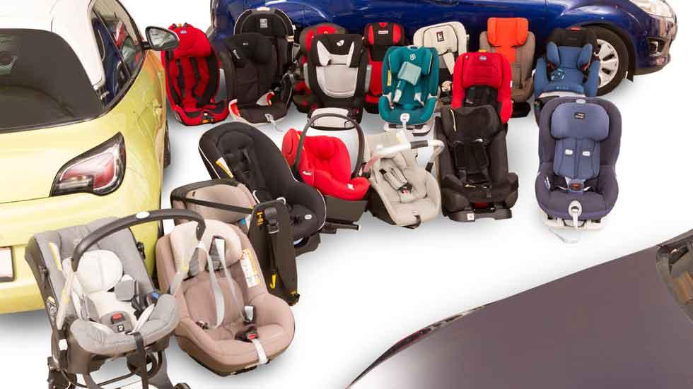 Las sillas infantiles que no son seguras para tus hijos