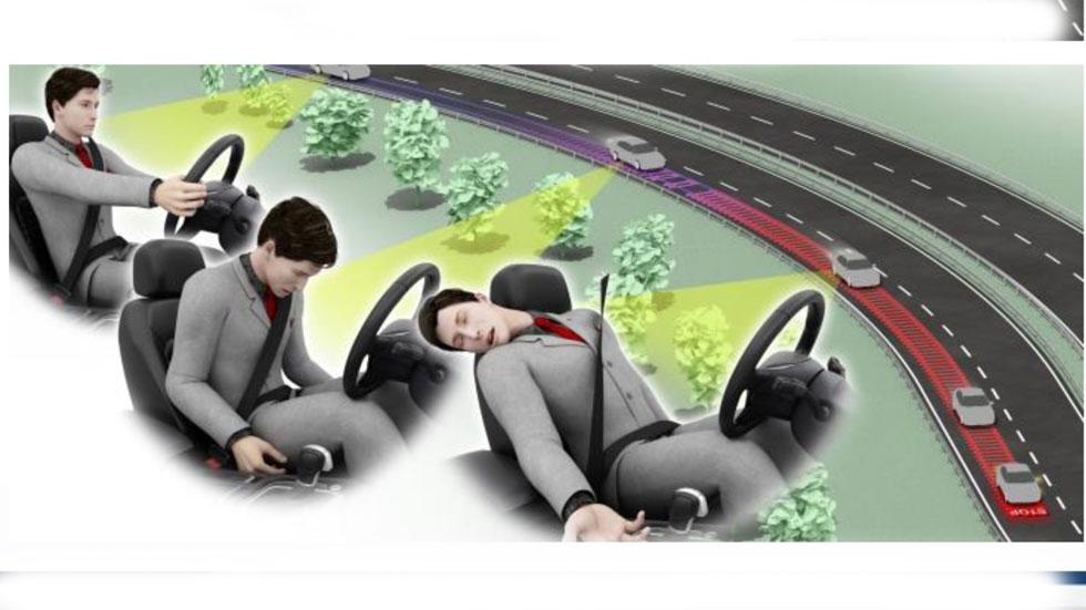¿Estás indispuesto? El VW Passat parará tu coche