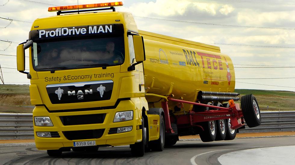 4 sistemas que harán que los camiones del futuro sean más seguros