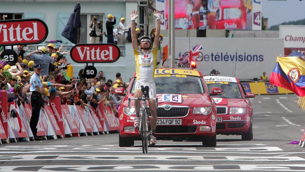 Skoda patrocina el Tour de Francia por undécima vez