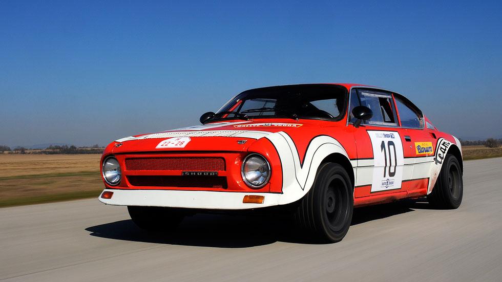 1974: nacen los Skoda RS