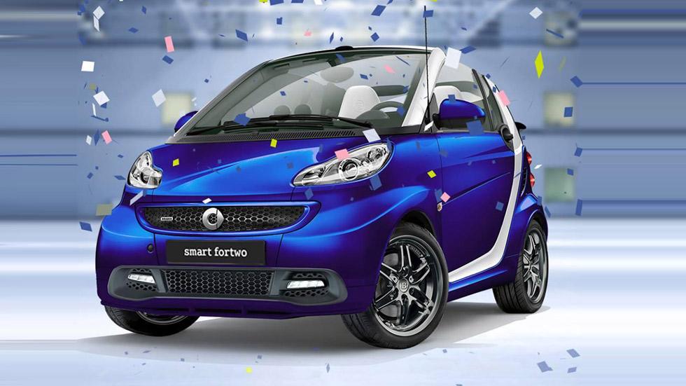 Smart ForTwo Brabus Fan Edition, encanto urbano