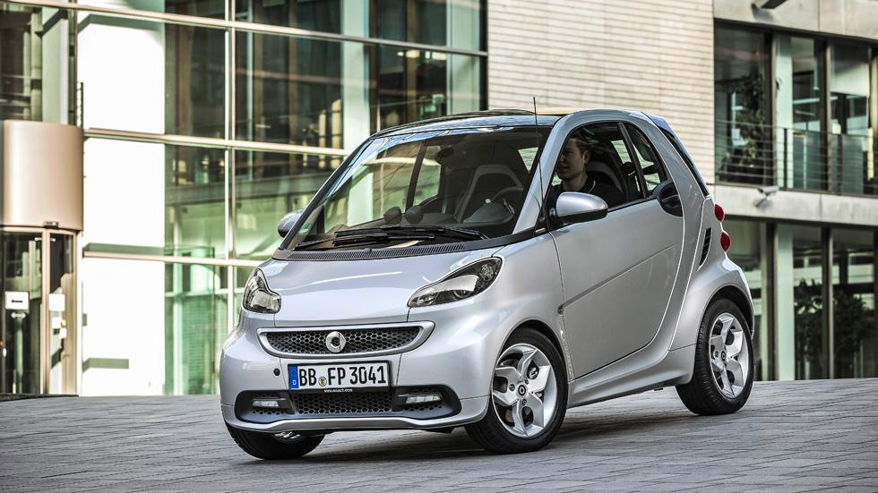Smart Fortwo Edition Citybeam, seducción urbana