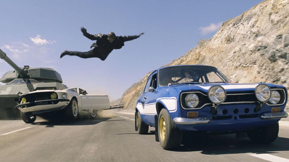 Sorteo Fast & Furious 6: un Ford Focus ST será tuyo un fin de semana