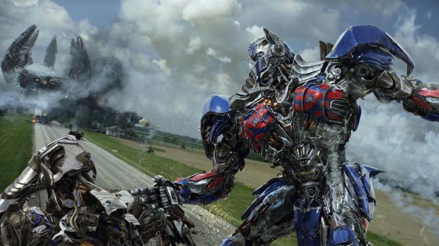 Sorteo 'Transformers: la Era de la Extinción': el ganador