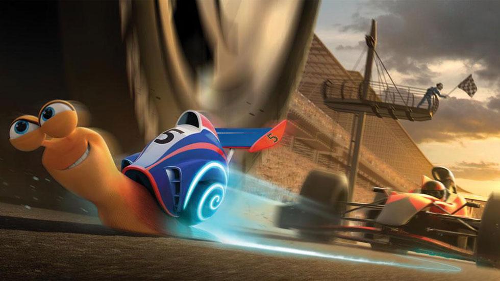 Sorteo Turbo: gana uno de los cinco packs de merchandising de la película