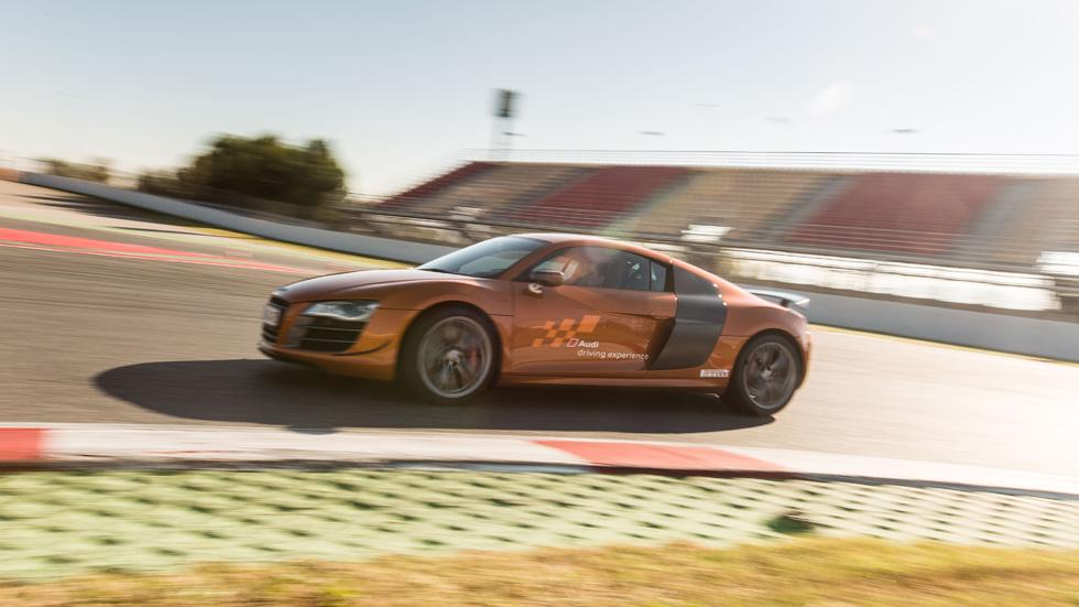 Sportscar, el curso más exclusivo del programa Audi Driving Experience