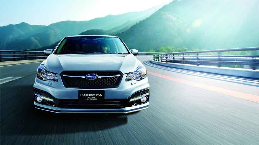Subaru Impreza Sport Hybrid, el híbrido que quiere ser un WRX STi