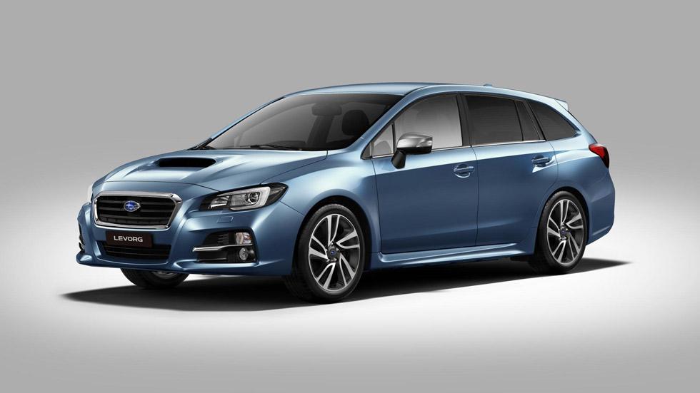 Subaru Levorg, desembarco en España en noviembre