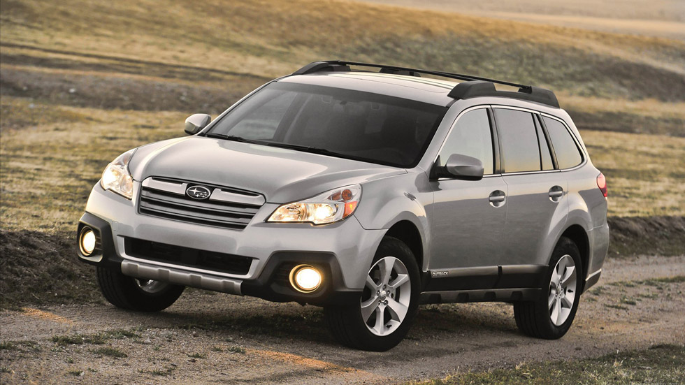 Subaru Outback, ya disponible desde 30.700 euros