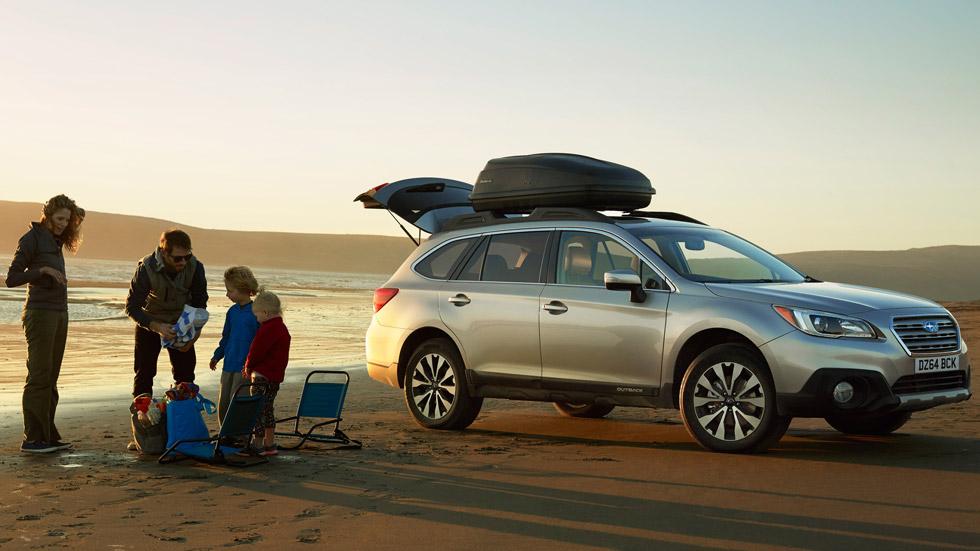 Subaru Outback 2015, los precios de la quinta generación en España