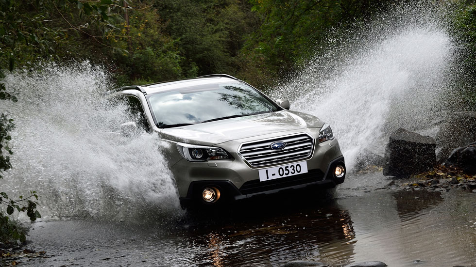 Subaru Outback, un coche aventurero con alma