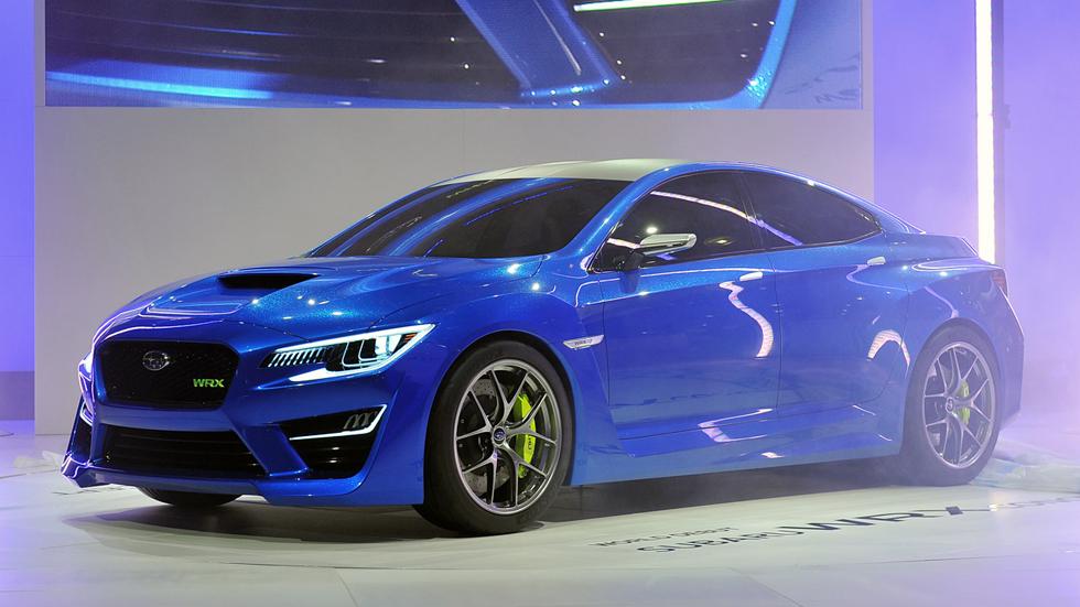Nuevo Subaru WRX, deportividad a la japonesa