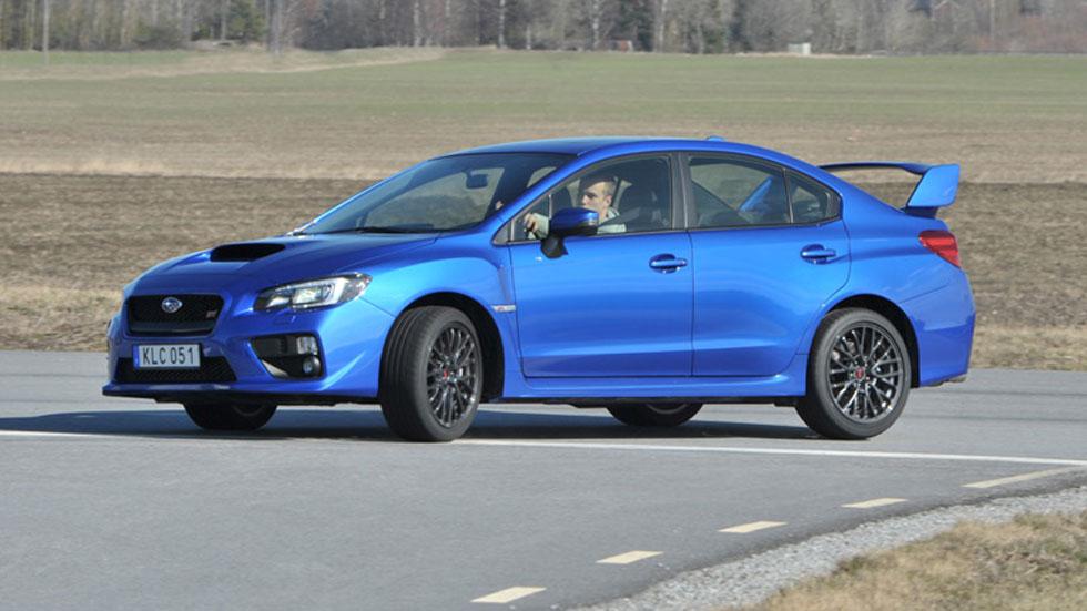 Contacto: Subaru WRX STI, la leyenda continúa