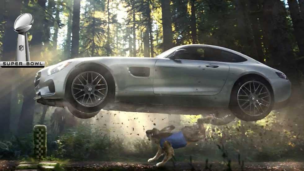 Los mejores anuncios de coches de la Super Bowl 2015