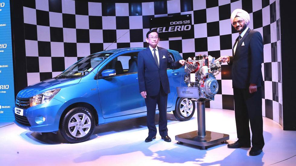 El Celerio ya monta el primer motor cien por cien Suzuki