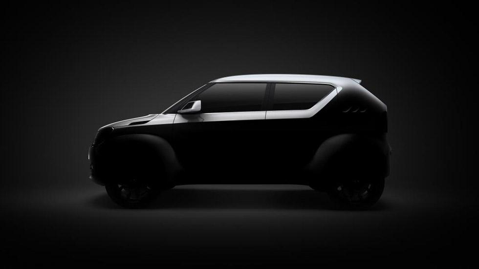 Suzuki iK-2 e iM-4 Concept, dos misteriosos prototipos para Ginebra
