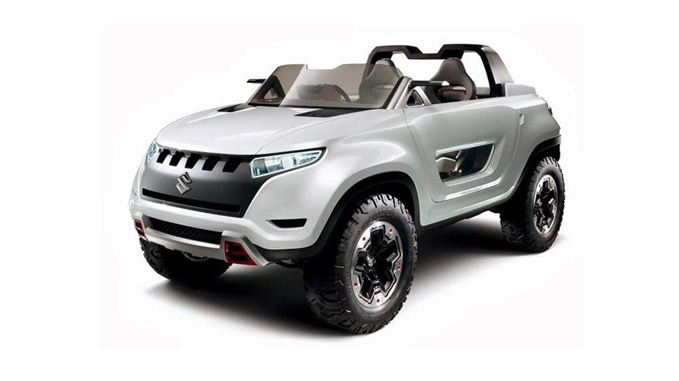 Tres nuevos prototipos de SUV de Suzuki para el Salón de Tokio