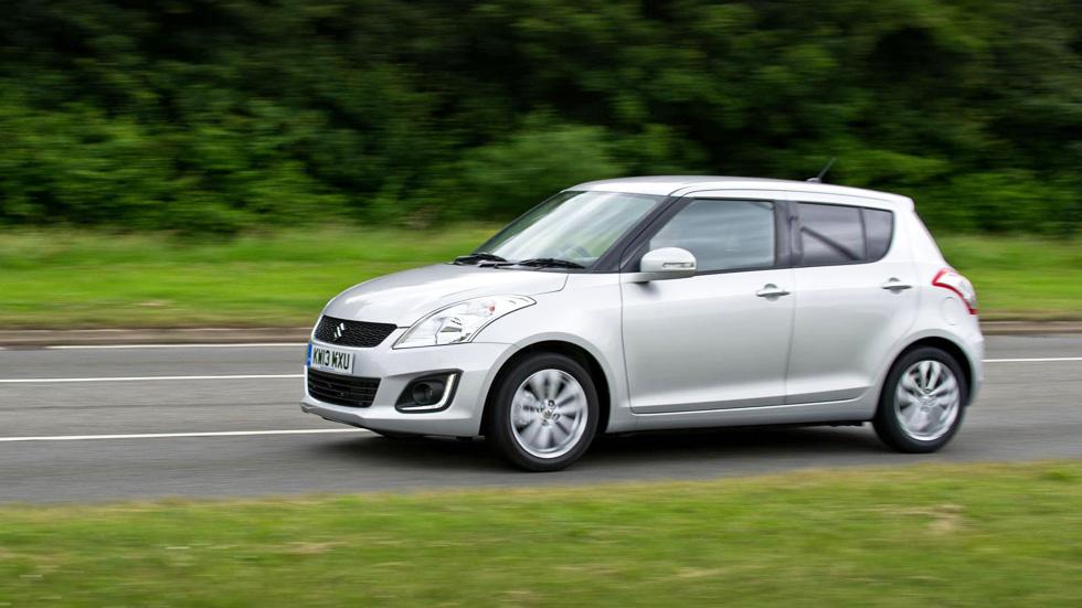 Suzuki Swift 2013, pequeños y sutiles cambios