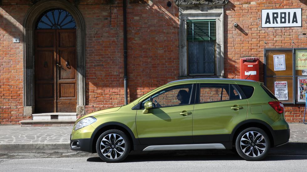 Precios del nuevo Suzuki SX4 S-Cross, ya a la venta