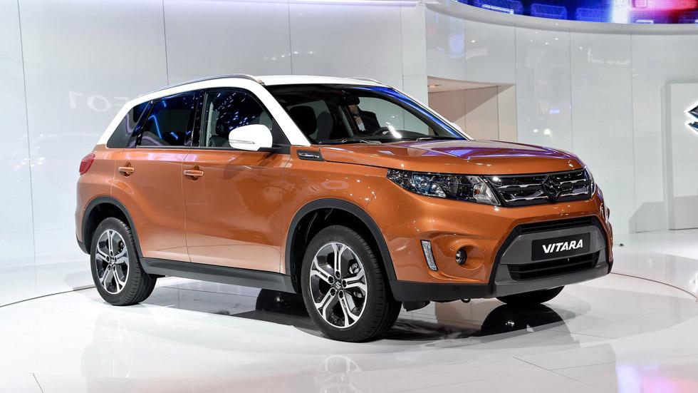 Suzuki Vitara, al Nissan Juke le ha salido otro rival