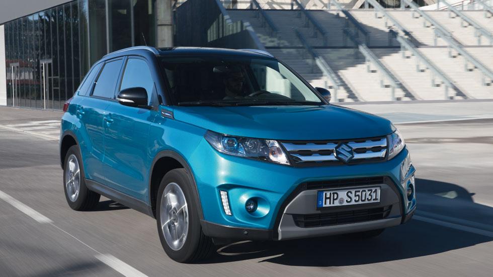 Suzuki Vitara, un coche que es un gran competidor