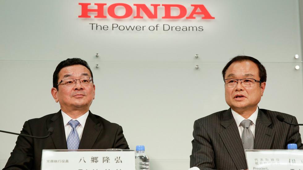Takahiro Hachigo, nuevo presidente de Honda