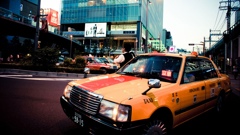 Llega el taxi con detector de objetos perdidos