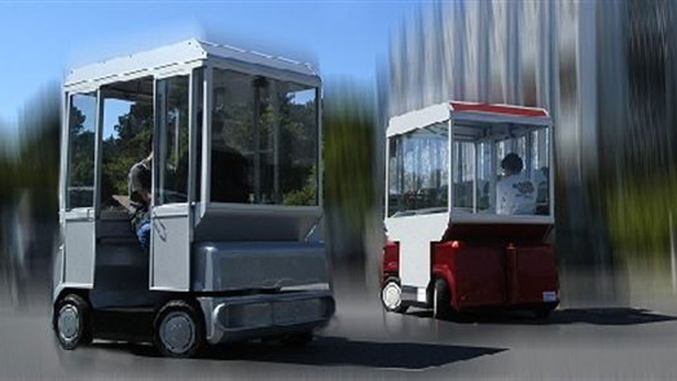 Taxisat, el primer coche autónomo low cost vasco