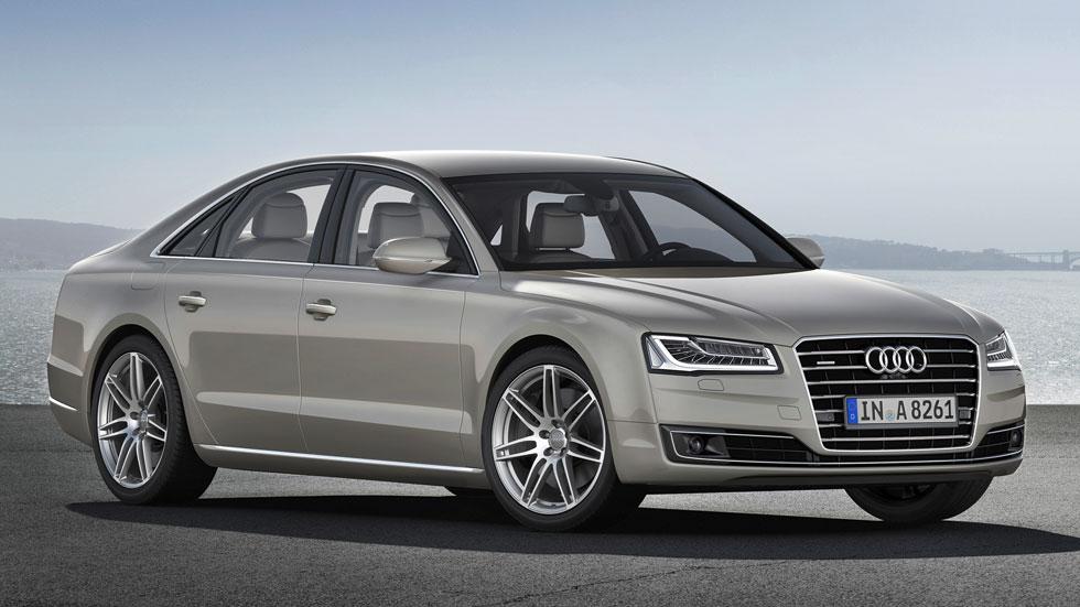 20 años de la tecnología de construcción ligera de Audi