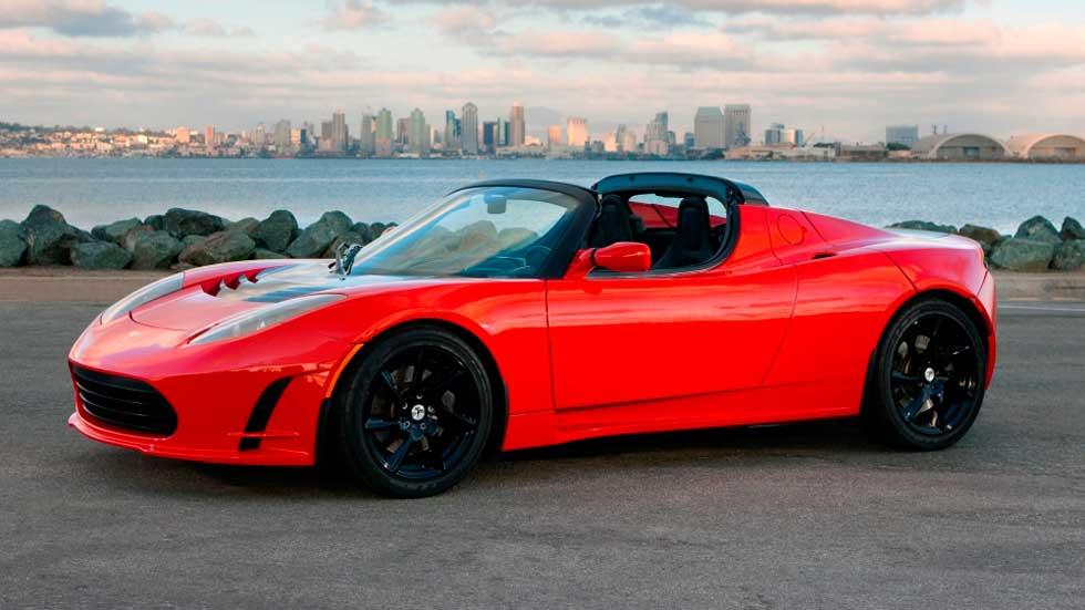 Tesla libera las patentes de sus baterías para coches eléctricos