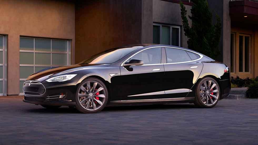 Tesla Model S, nueva actualización más potente y con más autonomía