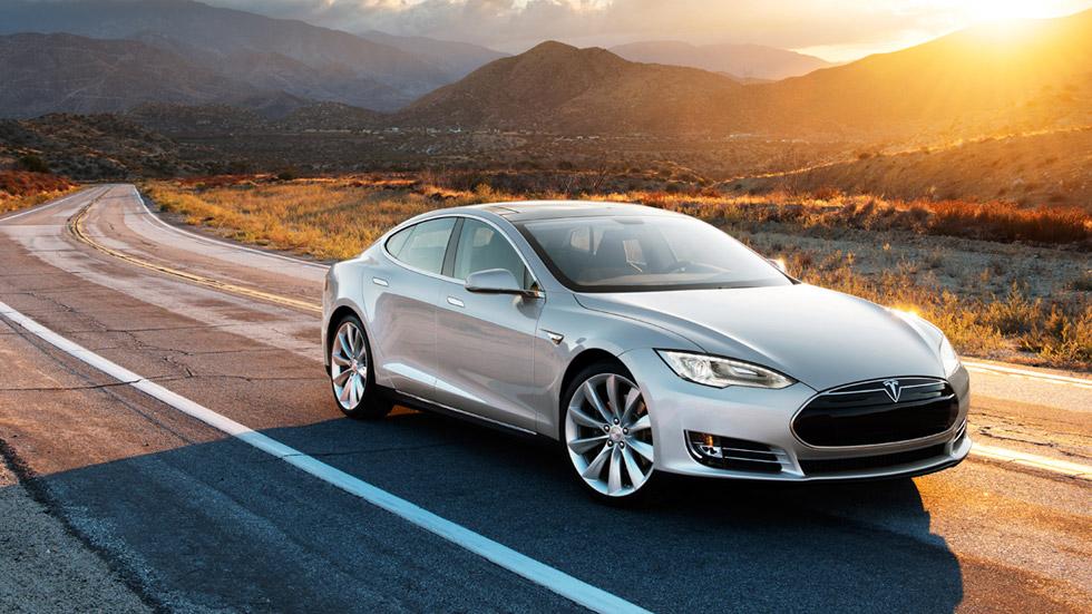 Tesla Model S, la berlina eléctrica con más autonomía