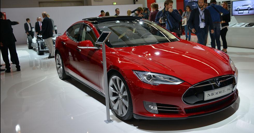 Tesla llegará a España en la mitad de 2014