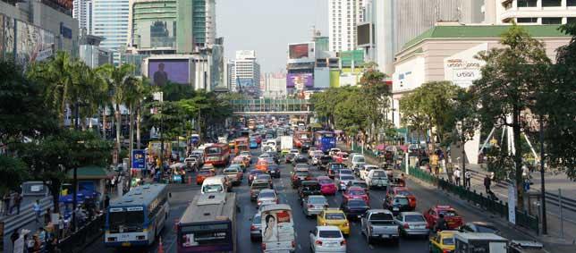 Thailandia desplaza a España como noveno constructor mundial