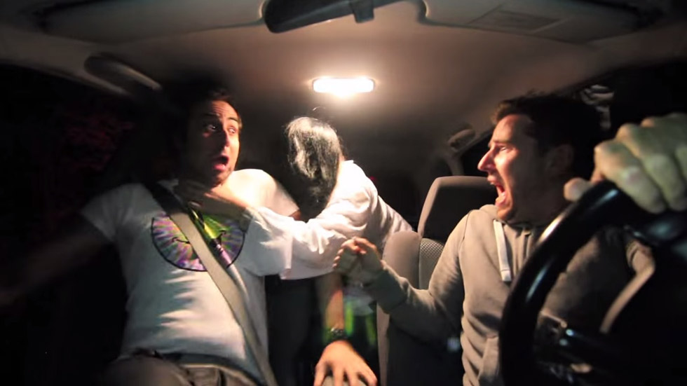 Vídeo: las 10 mejores bromas de cámara oculta en coches