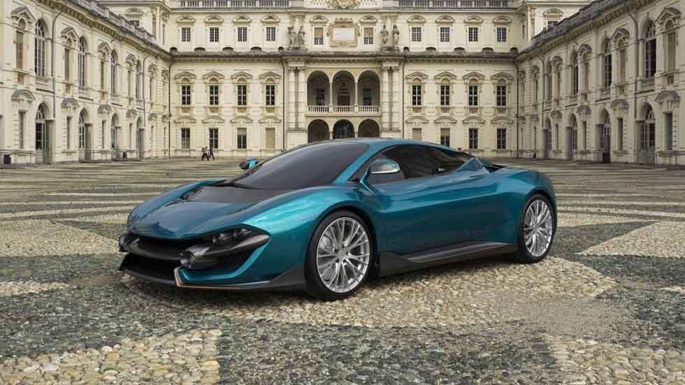 Torino Design ATS Wild Twelve, híbrido de 860 CV