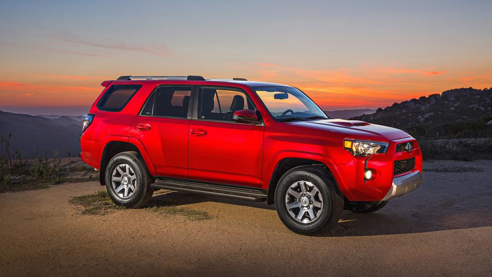 Toyota 4Runner 2014, cambios leves en diseño y equipamiento
