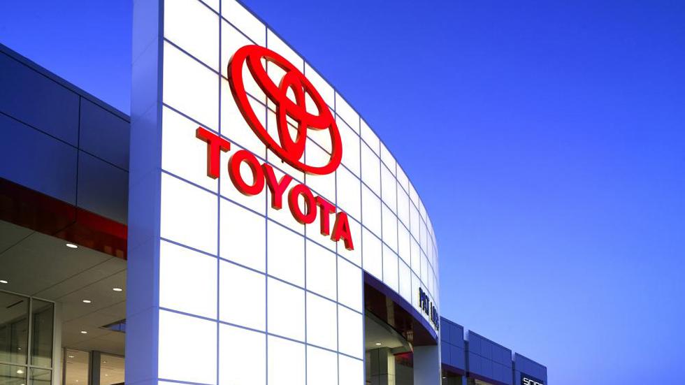 9 millones de unidades fabricadas de Toyota en Europa