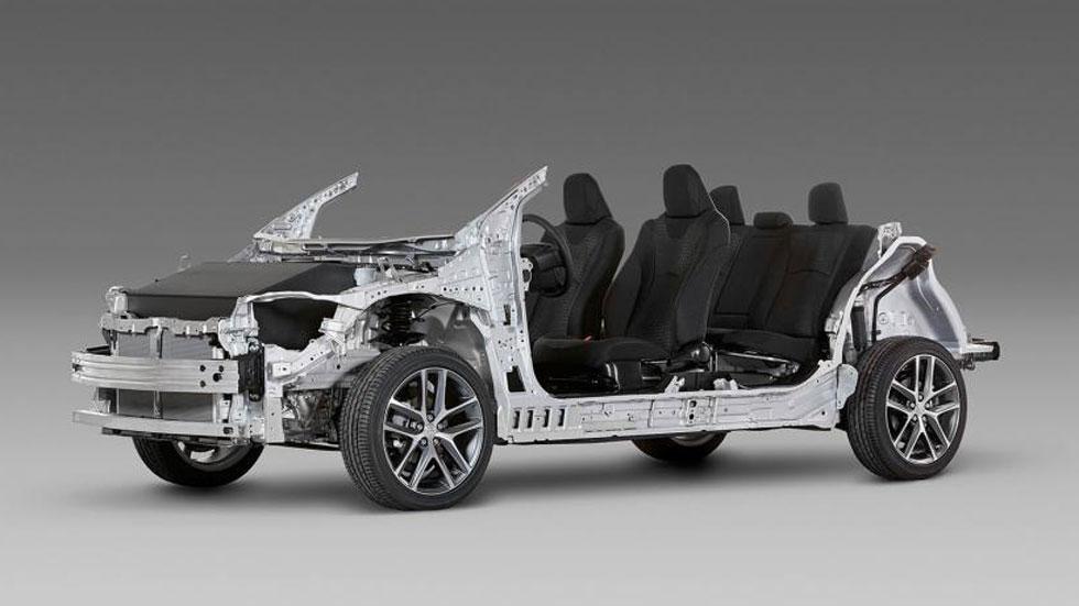 Toyota y su nueva arquitectura global TNGA