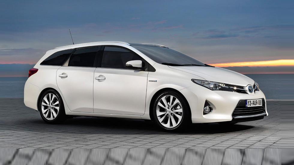 Toyota Auris Touring Sports, el espacio más tecnológico